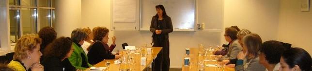 stadhuis gemeente Den Haag, vitaliteit in bedrijf, training, Jeannette van Uffelen