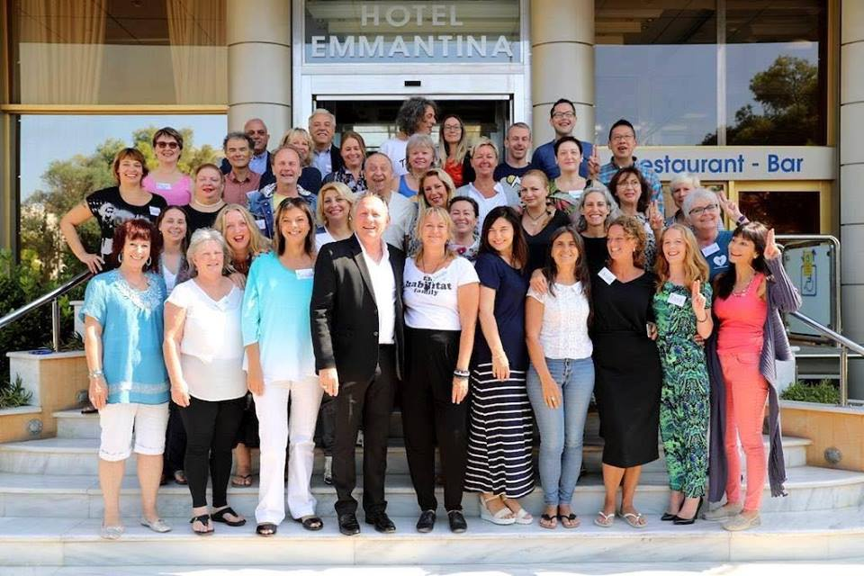 eutaptics, faster eft, fastereft, Robert Smith, Upper Level practitioner, advanced level 4 practitioner, assisting in eutaptics seminars in europe, Athens, Hotel Emmantina