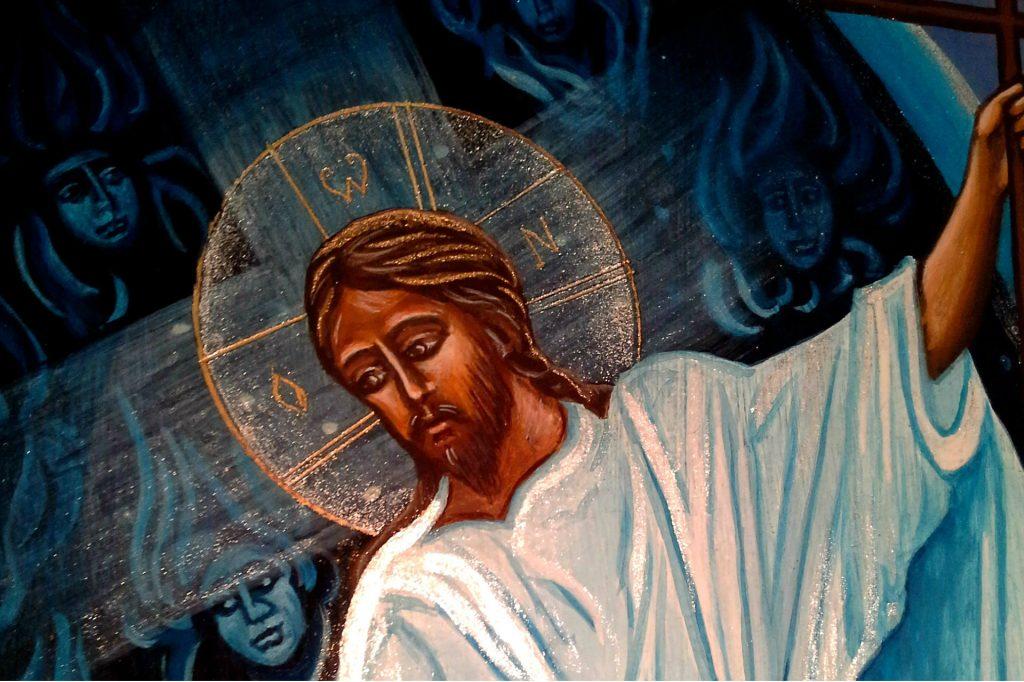 anastasi, resurrection, my own style, icon painting, iconartlove.com, icons