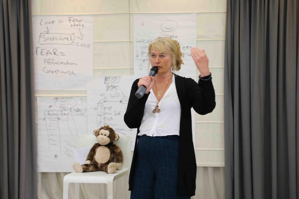 Eutaptics Nederland, Faster EFT Nederland, Jeannette van Uffelen, Upper Level Practitioner